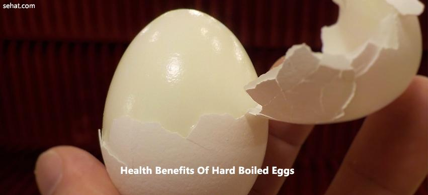 hard-boiled eggs benefits