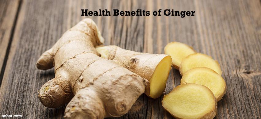 20 Amazing Health Benefits of Ginger