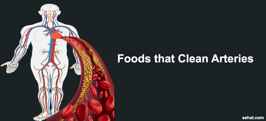 21 Foods That Clean Your Arteries Naturally