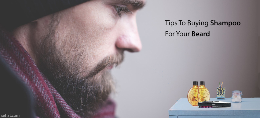 3 Tips to Buying Shampoo for Your Beard