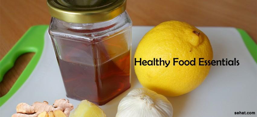 4 Most Essential Food Substances