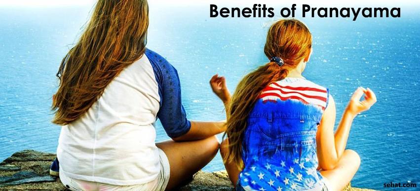 5 Benefits of Pranayama