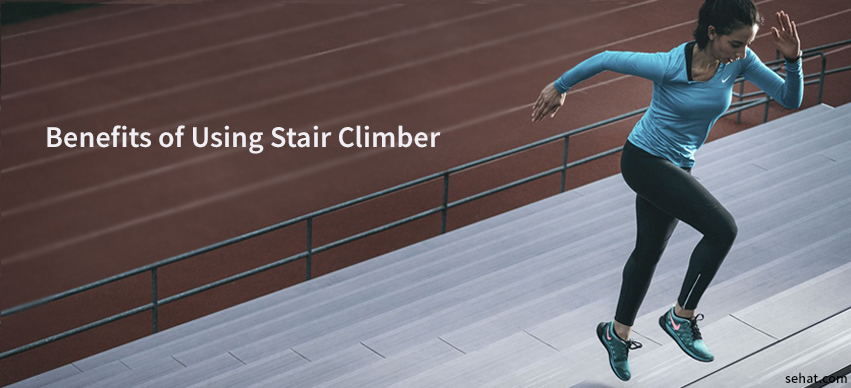 5 Benefits of Using a Stair Climber
