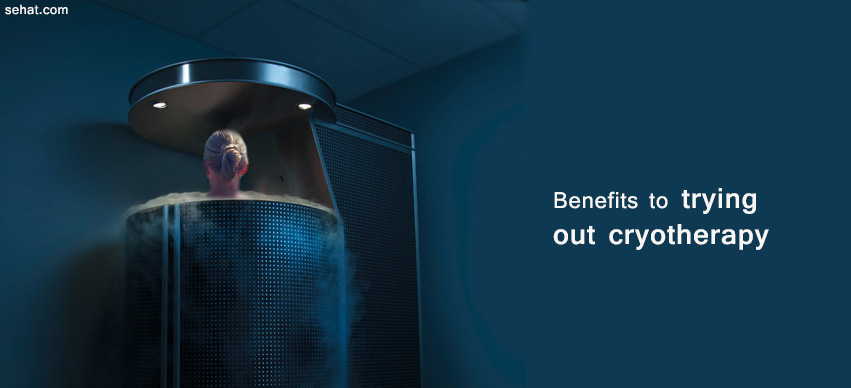5 Benefits To Trying Out Cryotherapy In 2018