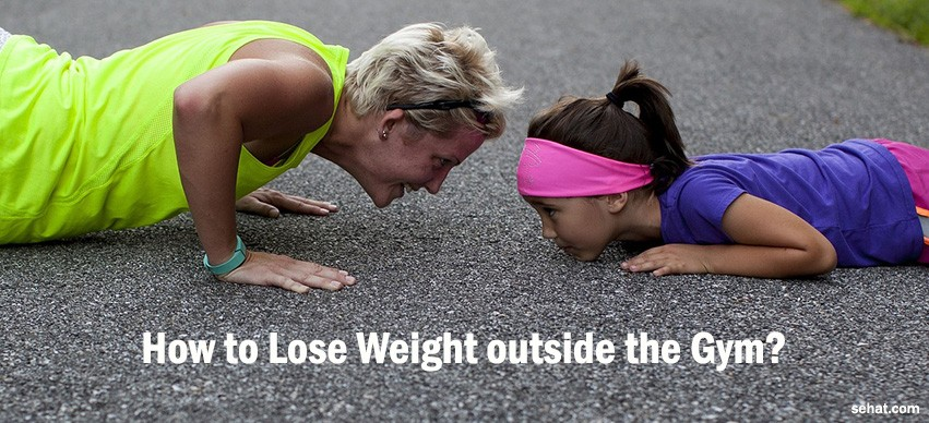 5 Ways to Get Lean Outside the Gym