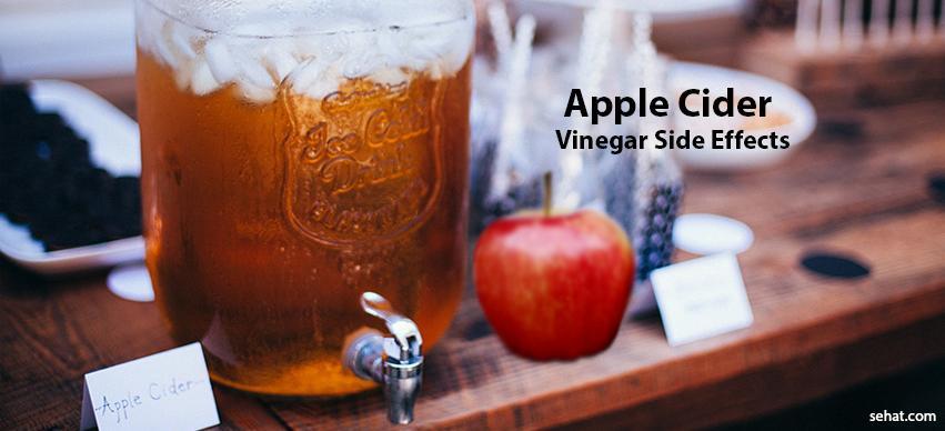 7 Side Effects of Apple Cider Vinegar