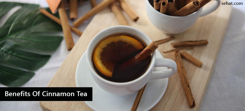 8 Benefits Of Cinnamon Tea For Skin And Health
