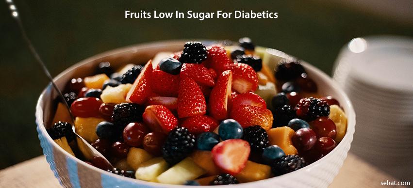8 Low Sugar Fruits For Diabetics