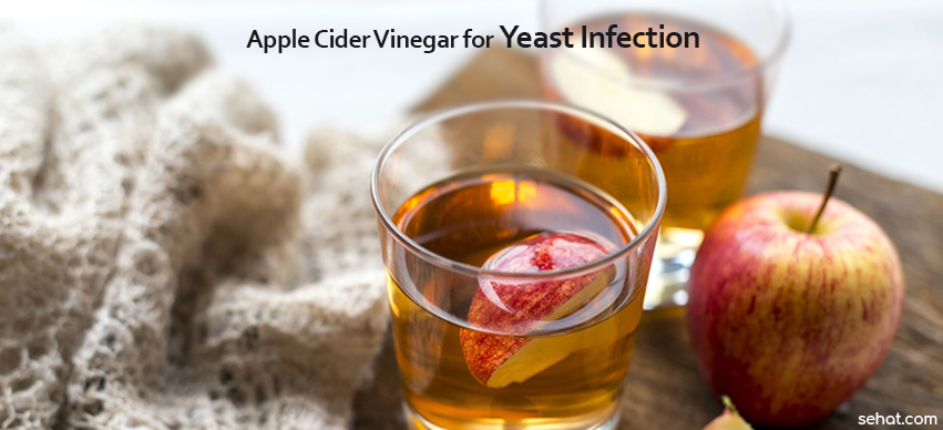 Apple Cider Vinegar Douche For Yeast Infection
