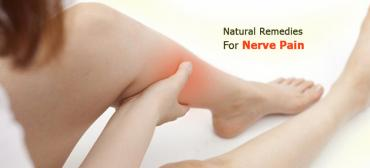 Are There Natural Remedies To Nerve Pain?