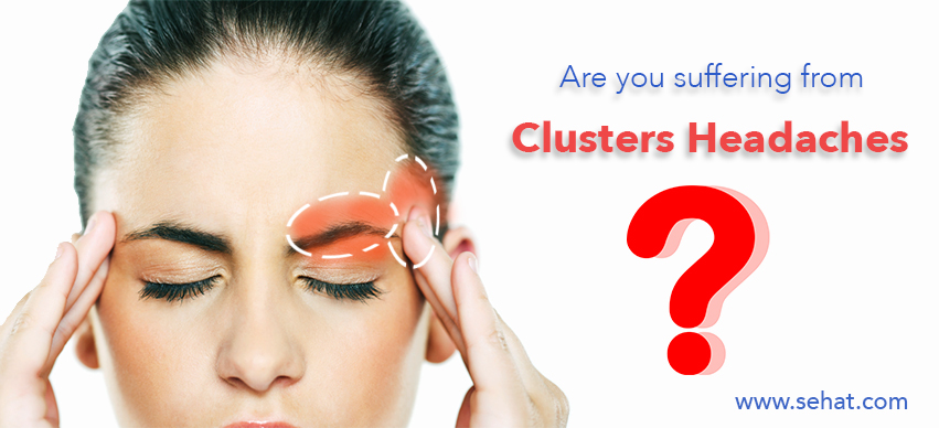 Are You Suffering from Cluster Headaches?