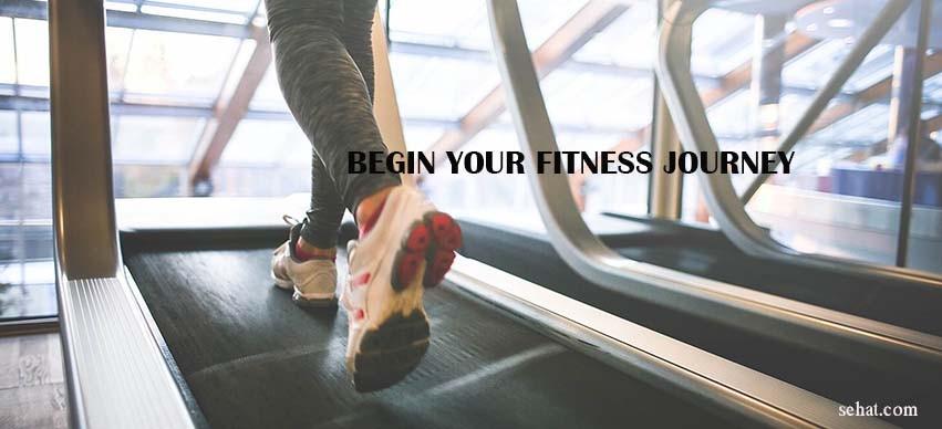 Begin Your Fitness Journey