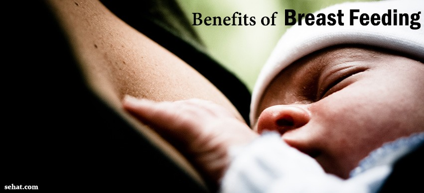 Benefits of Breastfeeding for Both Mother and Child