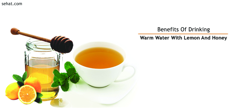 Benefits Of Drinking Warm Lemon And Honey Water In The Morning