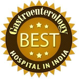 Best Gastroenterology Hospitals in India 2012