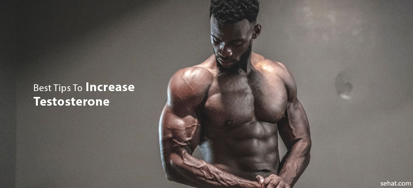 Best Tips To Increase Testosterone
