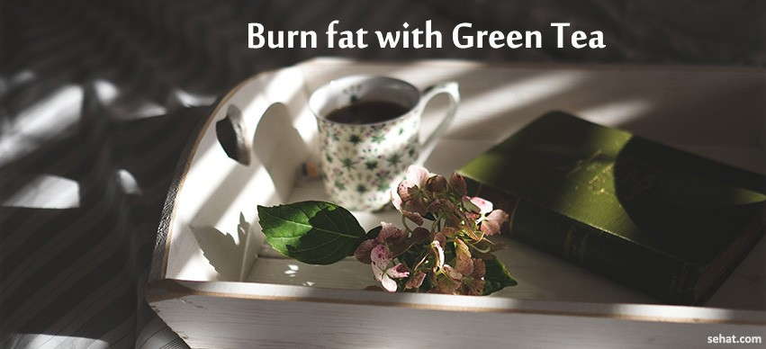 Burning fat with Green Tea: Good Things and a Pitfall