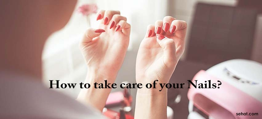Caring For Your Nails