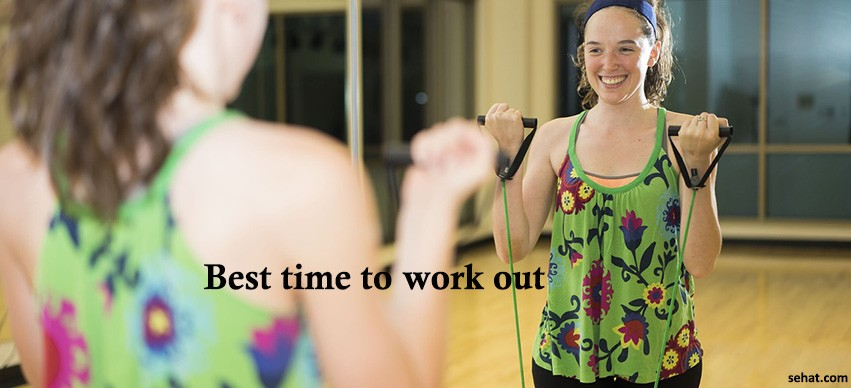 Does It Really Matter What Time You Work Out?