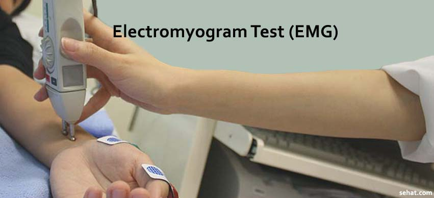 Electromyogram (EMG) Test to Detect Muscle Disorders