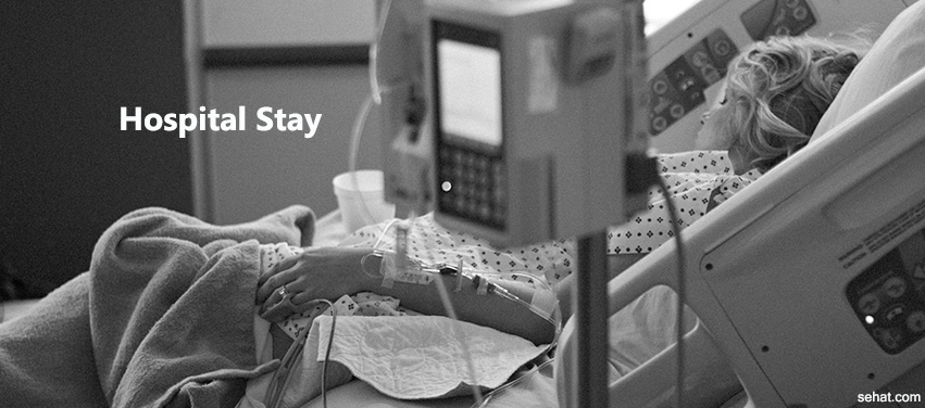 Stress-free and Safe Hospital Stay | Sehat