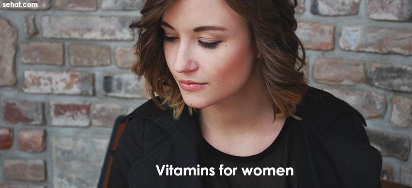 Essential Vitamins that Women Need