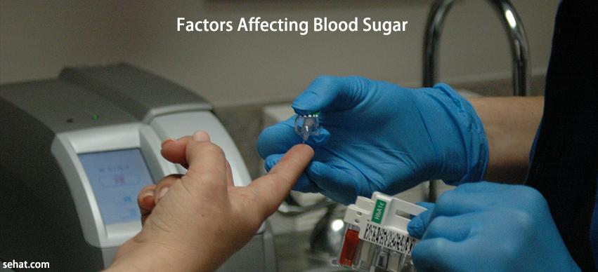 Factors that Affect Blood Sugar Levels