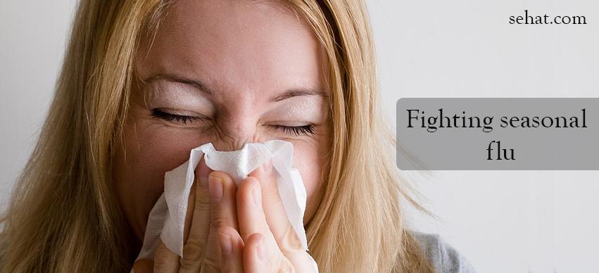 Fighting Seasonal Flu