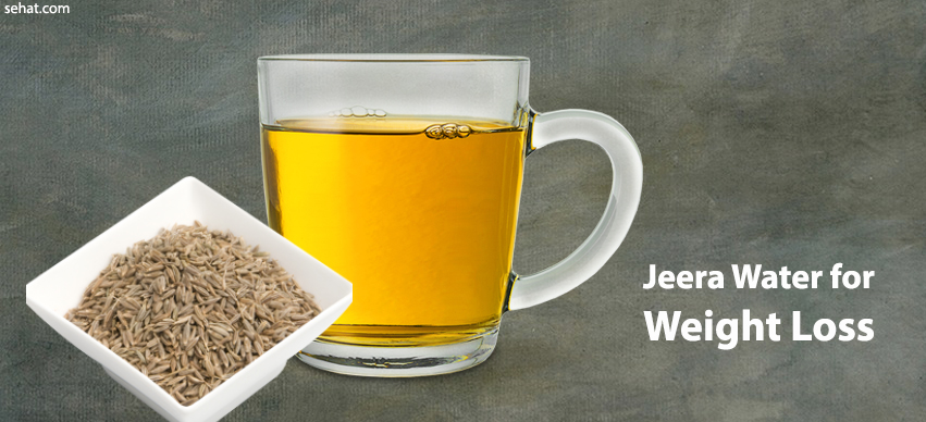 Find Out How Jeera Water Can Help In Weight Loss Now!