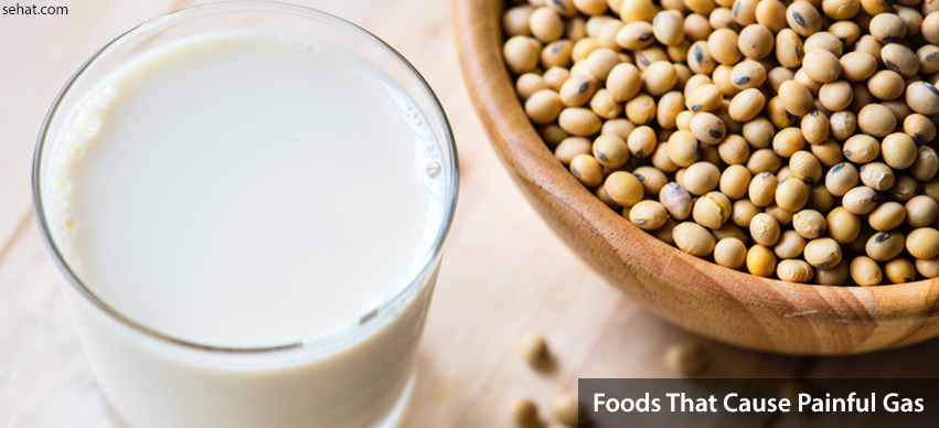 10 Foods That Cause Painful Gas