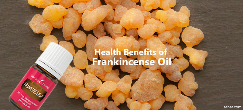 Frankincense Essential Oil Uses and Health Benefits