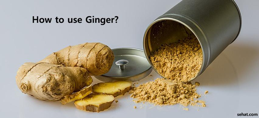 How to Use Ginger in Daily Recipes?