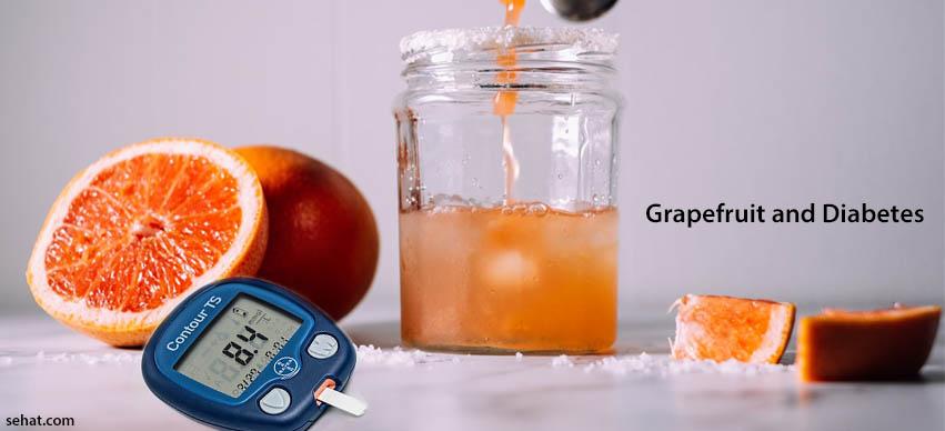 Grapefruit And Diabetes