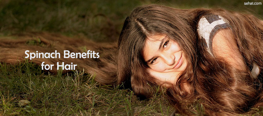 Spinach Benefits for Hair
