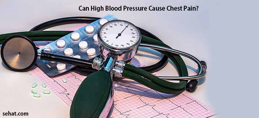 High Blood Pressure Levels And Chest Pain- Causes, And Tips To Prevent