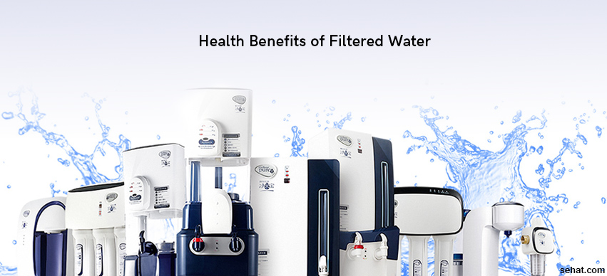 How Healthy Are Water Filters? Health Benefits