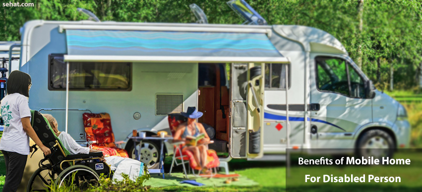 How Is Mobile Home Useful To A Disabled Person?