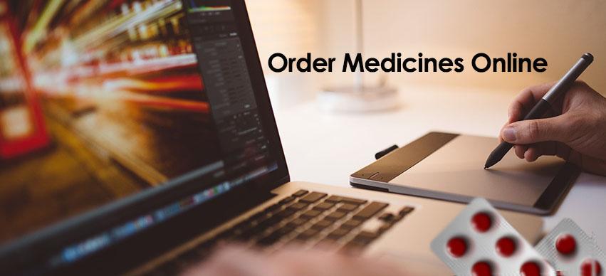 How to Order Medicines online