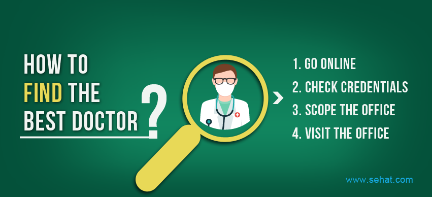 How To Find The Best Doctor?