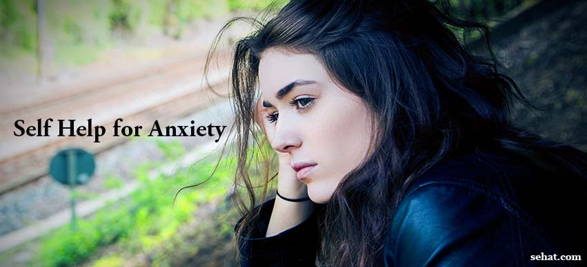 How to Stop Worrying (Self-Help Strategies for Anxiety Relief)