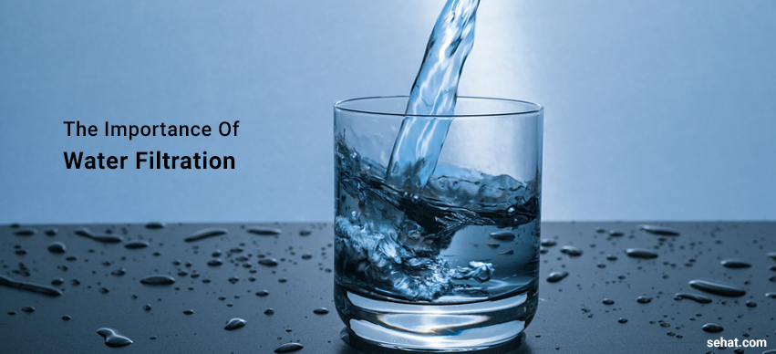 How Water Filtration Impacts Your Water?