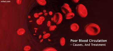 Is Poor Blood Circulation Dangerous?