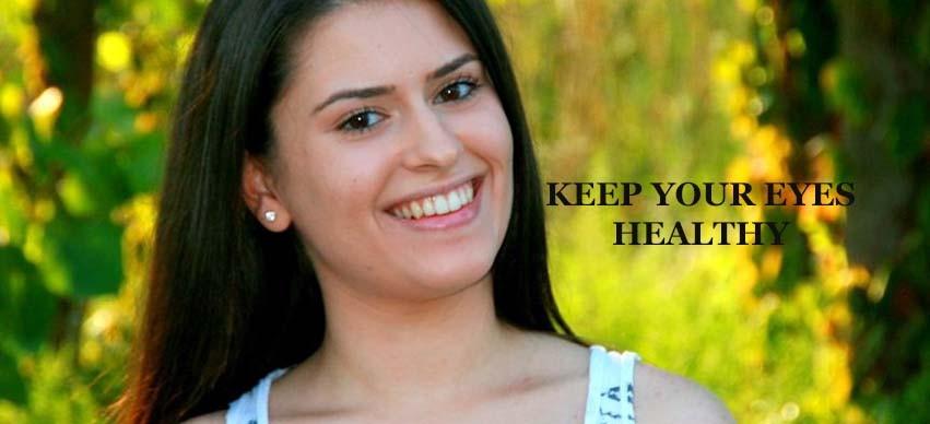 Keep your Eyes Healthy (Eye Health Tips)