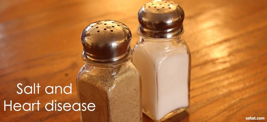 Link Between Salt and Heart