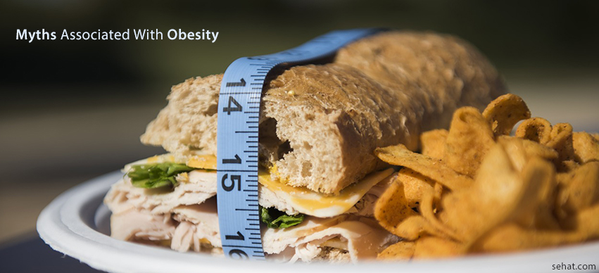 5 Myths Associated With Obesity