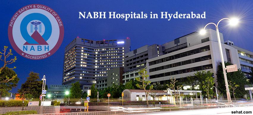 NABH Accredited Hospitals in Hyderabad
