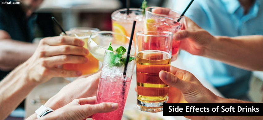 What Are The Side Effects Of Soft Drinks?
