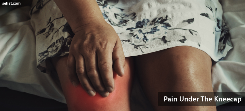 Pain Under Kneecap- Causes, Diagnosis, Treatment And More