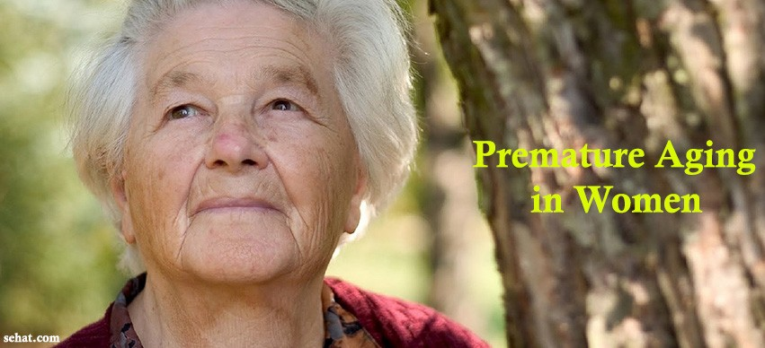 Premature Aging: Mistakes made by Women