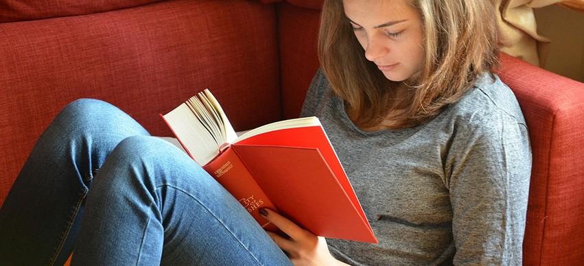 Reading Novels Enhances Mental Outlook And Creativity